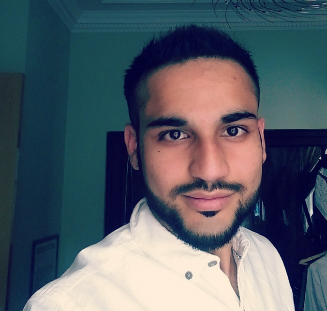 My Team Up Experience: Ahmed Ali, Queen Mary, University of London